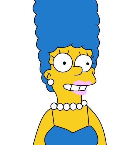 Marge simpson - Prenom marjorie ...